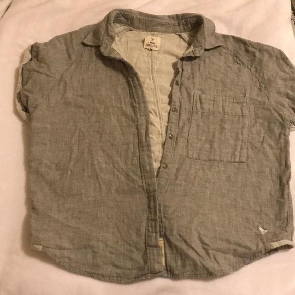 521c7924 MiH lightly worn button down shirt. M_5c380edfc617778e85826491
